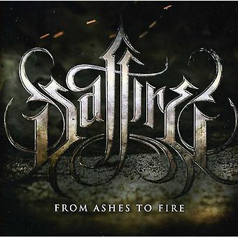 Saffire - From Ashes to Fire [CD] USA import