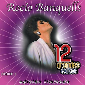 Rocio Banquells - Rocio Banquells: Vol. 1-12 Grandes Exitos [CD] USA import