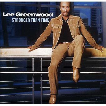 Lee Greenwood - sterker dan tijd [CD] USA import