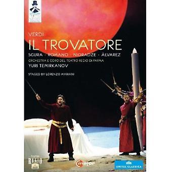 G. Verdi - Il Trovatore [DVD] USA import