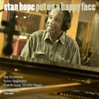 Stan Hope - Put on a Happy Face [CD] USA import