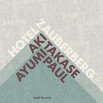 Takase / Paul / Mozart / Bach - Hotel Zauberberg [CD] USA import