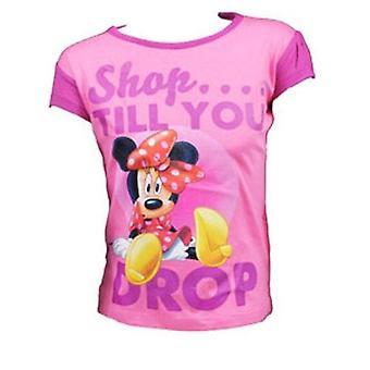 Disney Minnie Mouse Mädchen T-shirt Top