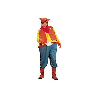 Cowboy costume thick Cowboy Western costume mens Gr. L