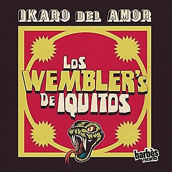 Wembler's De Iquitos - Ikaro Del Amor [Vinyl] USA import