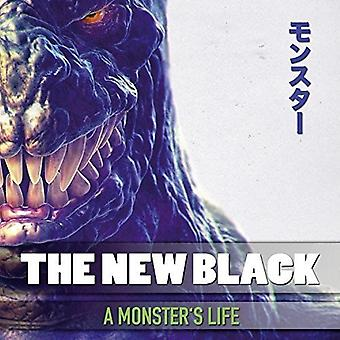 New Black - Monster's Life [CD] USA import