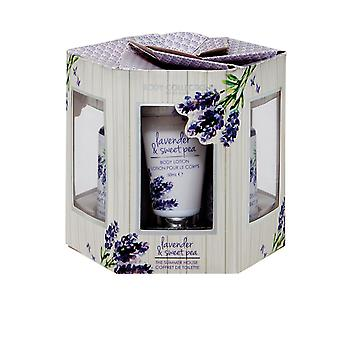 Body Collection Lavender & Sweet Pea Summer House Pamper Gift Set