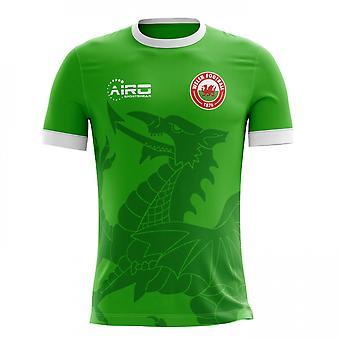 2020-2021 Wales Third Concept Football Shirt (Kids)