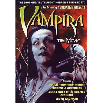 Vampira the Movie (1998) [DVD] USA import