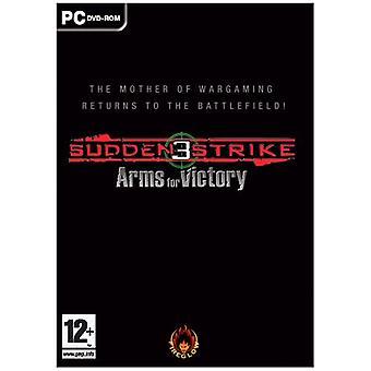 Sudden Strike III armar för seger (PC DVD)-ny