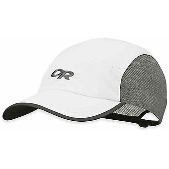 Outdoor Research Swift Cap - White/Light Grey