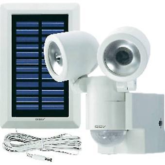 GEV Lightboy 000841 Solar spotlight (+ motion detector) 2 W Neutral white White
