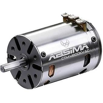 Model auto borstelloze motor Absima wraak CTM SC kV (RPM per volt): 5140 bochten: 4