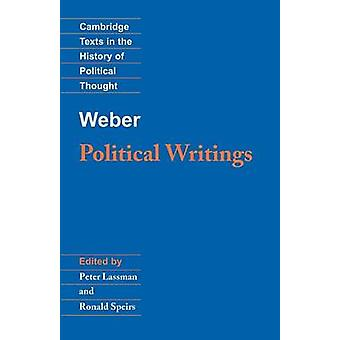 Weber Political Writings by Max Weber