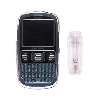 Trådlösa lösningar snap-on Case för Samsung SCH-R350-Clear