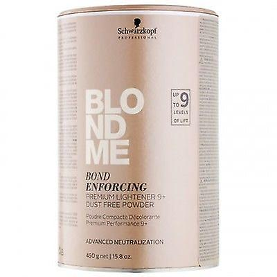 Schwarzkopf Blond Me Bond Enforcing Premium Lightener 9+ Powder 450g