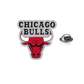 Фанатики НБА контактный значок лацкан PIN-код - Чикаго Буллз