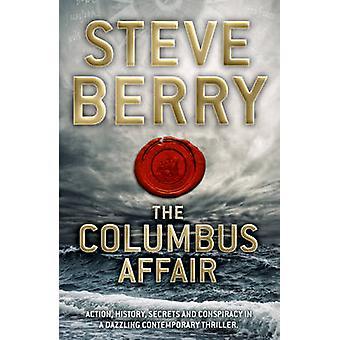 The Columbus Affair by Steve Berry - 9781444740790 Book