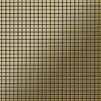 Fém mozaik titán ötvözet Glomesh-ti-GB