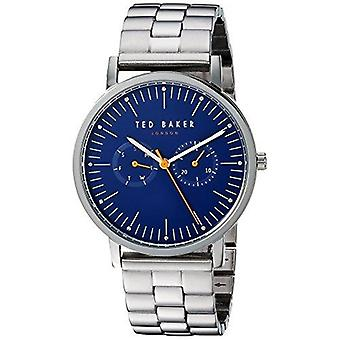 Ted Baker Brit Stainless Steel Strap Men's Watch TE50274007 40mm