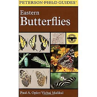 Field Guide do wschodniej motyle (Peterson Field przewodniki)