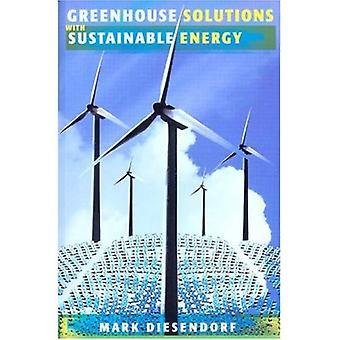 Broeikasgassen oplossingen met duurzame energie