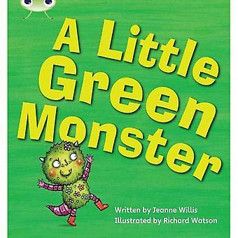 Phonics Bug een kleine groene Monster fase