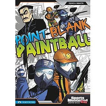 Point-Blank Paintball (Sports illustreret børn grafiske romaner)