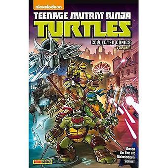 Teenage Mutant Ninja Turtles recueillies Comics Volume 1 (Teenage Mutant Ninja Turtles 1)