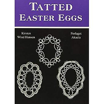 Tatted Easter Eggs