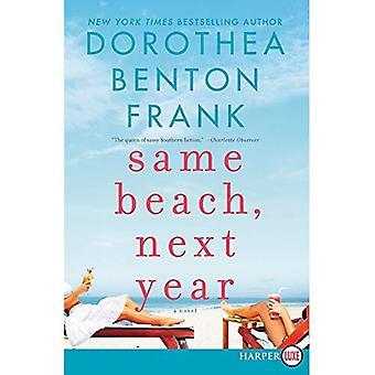 Samma strand, nästa år
