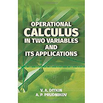 Operationele Calculus in twee variabelen en haar toepassingen