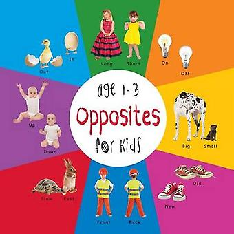Opposites for Kids age 13 Engage Early Readers Childrens Learning Books by Martin & Dayna