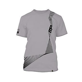 MusclePharm Mens MP Energy T-Shirt - Light Gray