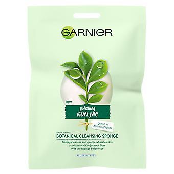 Gąbka botaniczny oczyszczanie Garnier Konjac