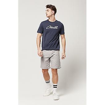 O'Neill Men's T-Shirt ~ Script ink blue