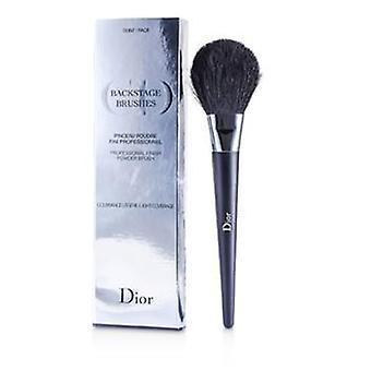 Christian Dior Backstage Brushes Professional Finish Powder Foundation Brush (light Coverage) - -
