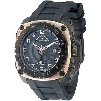 Zeno-watch mens watch mistery square automatic 4236-BRG-i1