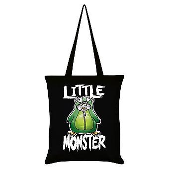 Psycho Penguin Little Monster Tote Bag