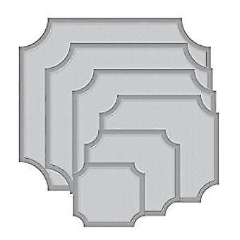 Spellbinders etiketter 59 Die (S4-879)