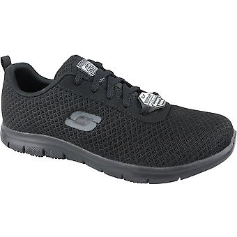 Skechers Ghenter Bronaugh 77210-BLK Damen Sneakers