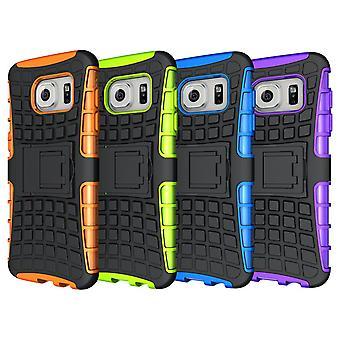 iCoverCase   Samsung Galaxy S7 Edge   Iskunkestävä hybridi kuori
