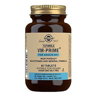 سولغار فورميولا VM-برايم للبالغين 50+ أقراص 60 (3625)
