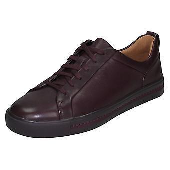 Ladies Clarks tyylikäs pitsi ylös kengät un Maui pitsi