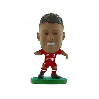 Liverpool FC Alex Oxlade-Chamberlain Soccerstarz Home Kit