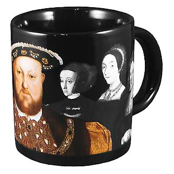 Mug - UPG - Henry VIII New Coffee Cup 64