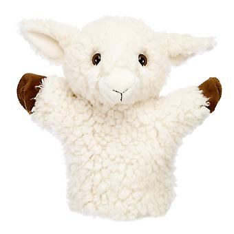 Hand Puppet - CarPets Glove - Sheep (White) Soft Doll Plush PC008028