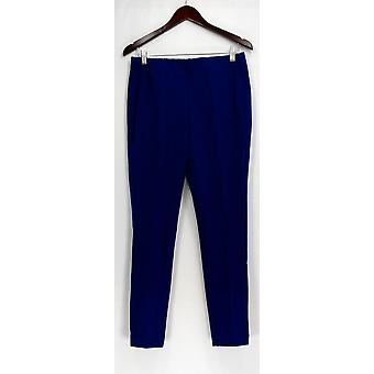Attitudes by Renee Pants Stretch Supreme Knit Pull-On Sapphire Blue A276075