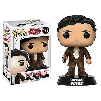 Tähtien sota Poe Dameron episodi VIII viimeinen Jedi Pop! Vinyyli