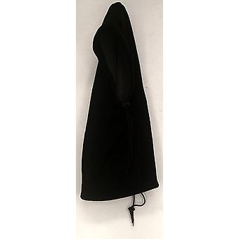 Hot Headz 6 in 1 Drawstring Reversible Black Hat